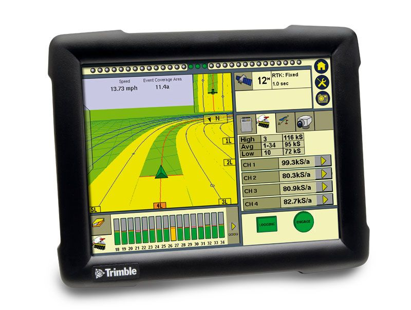 Trimble AgGPS FmX